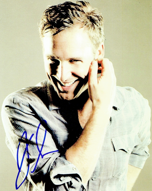 Josh Lucas Signed Photo