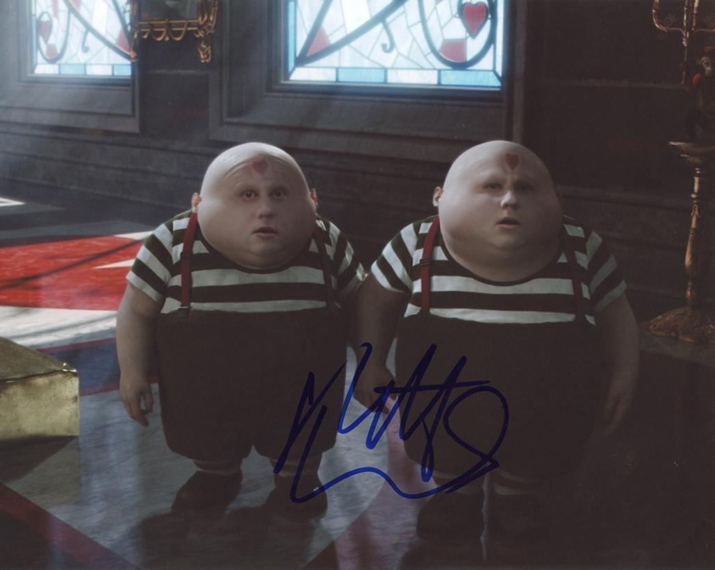 Matt Lucas Signed Photo