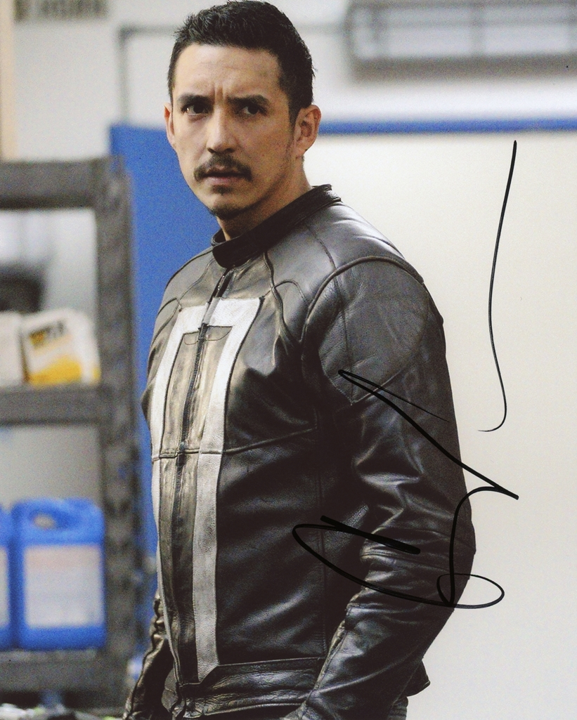Gabriel Luna Signed Photo