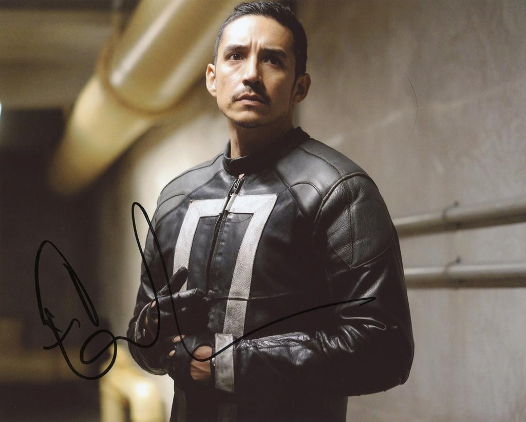 Gabriel Luna Signed Photo