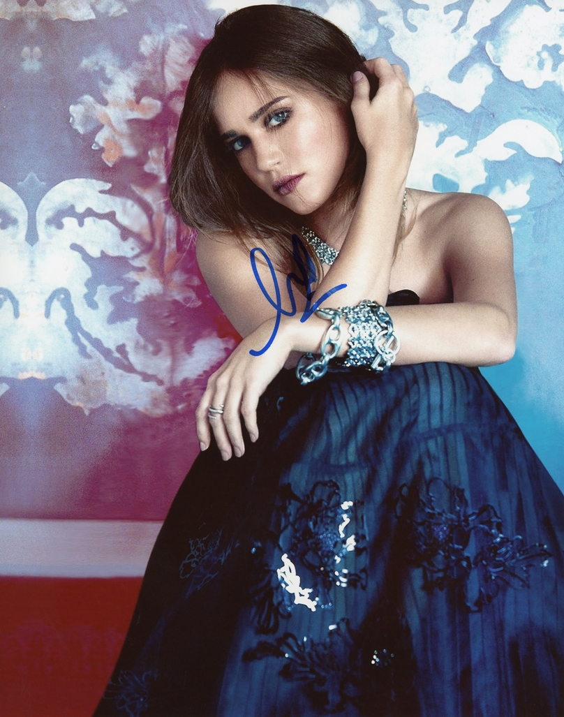 Matilda Lutz Signed Photo