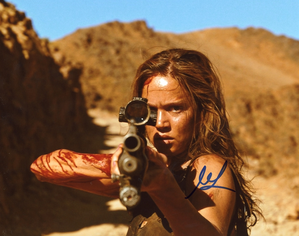 Matilda Lutz Signed Photo