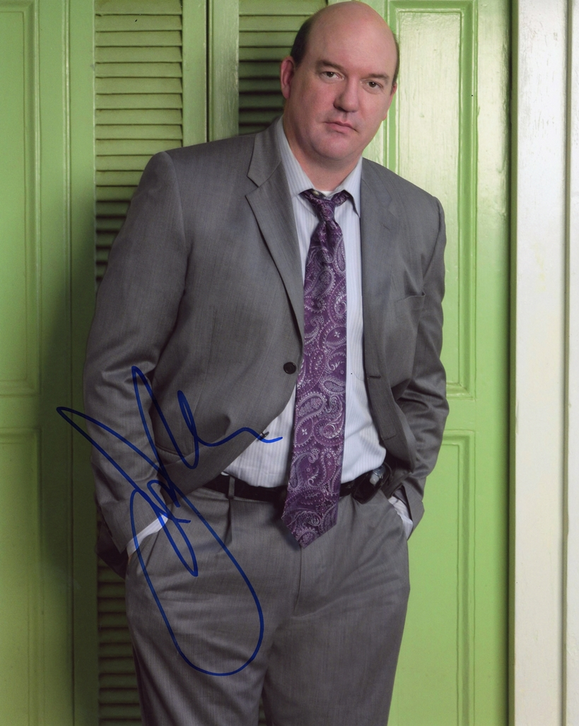 John Carroll Lynch Signed Photo