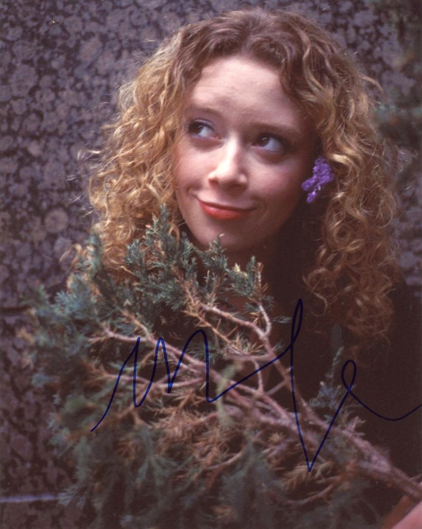 Natasha Lyonne Signed Photo