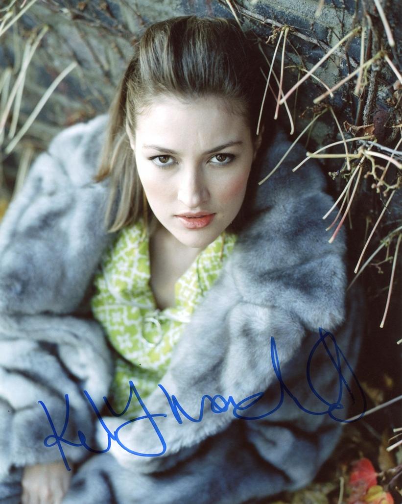 Kelly Macdonald Signed Photo