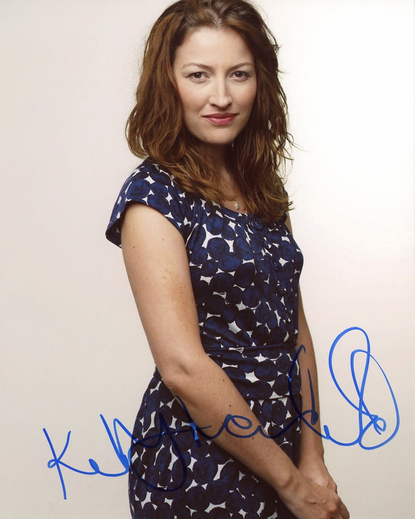 Kelly Macdonald Signed Photo