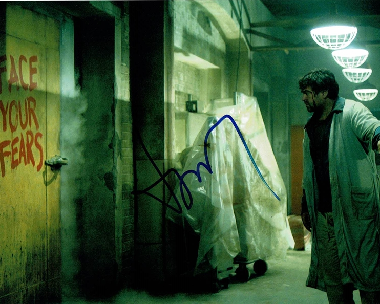 Angus Macfadyen Signed Photo