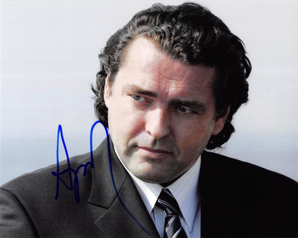 Angus Macfadyen Signed Photo