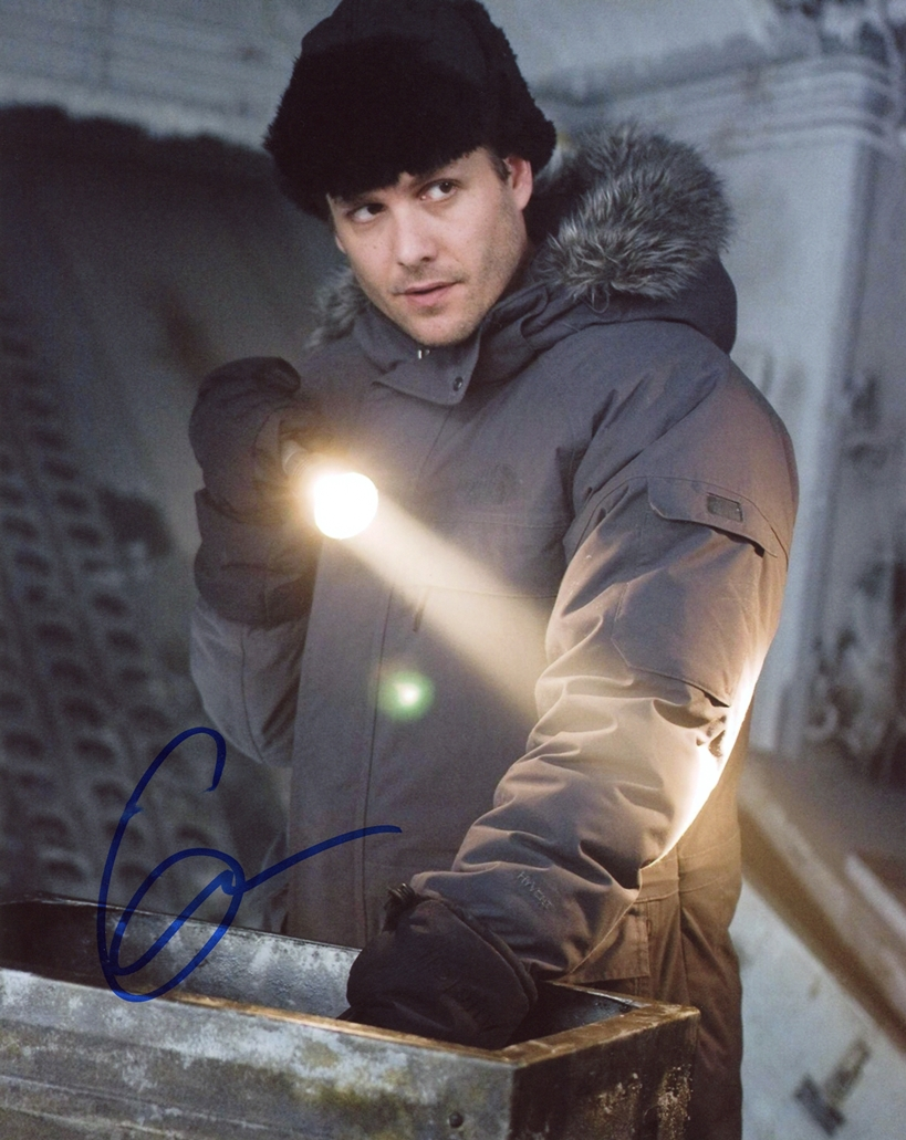 Gabriel Macht Signed Photo