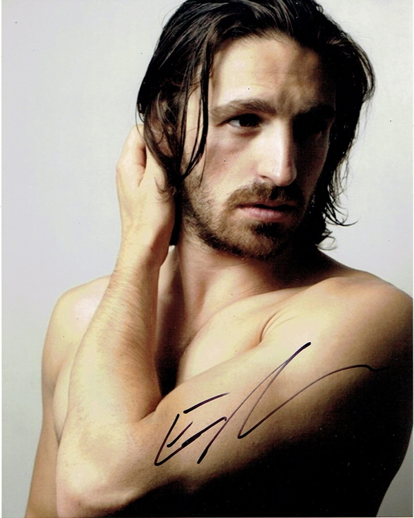 Eion Macken Signed Photo
