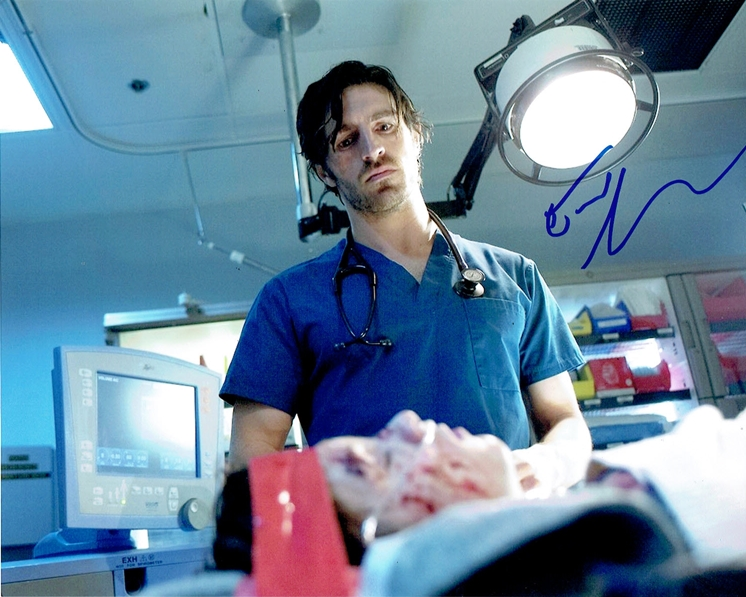 Eoin Macken Signed Photo