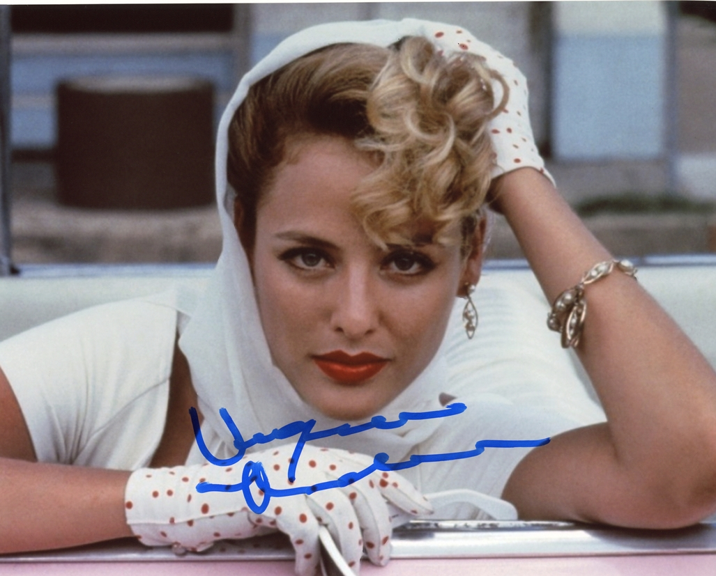 Virginia Madsen Signed Photo