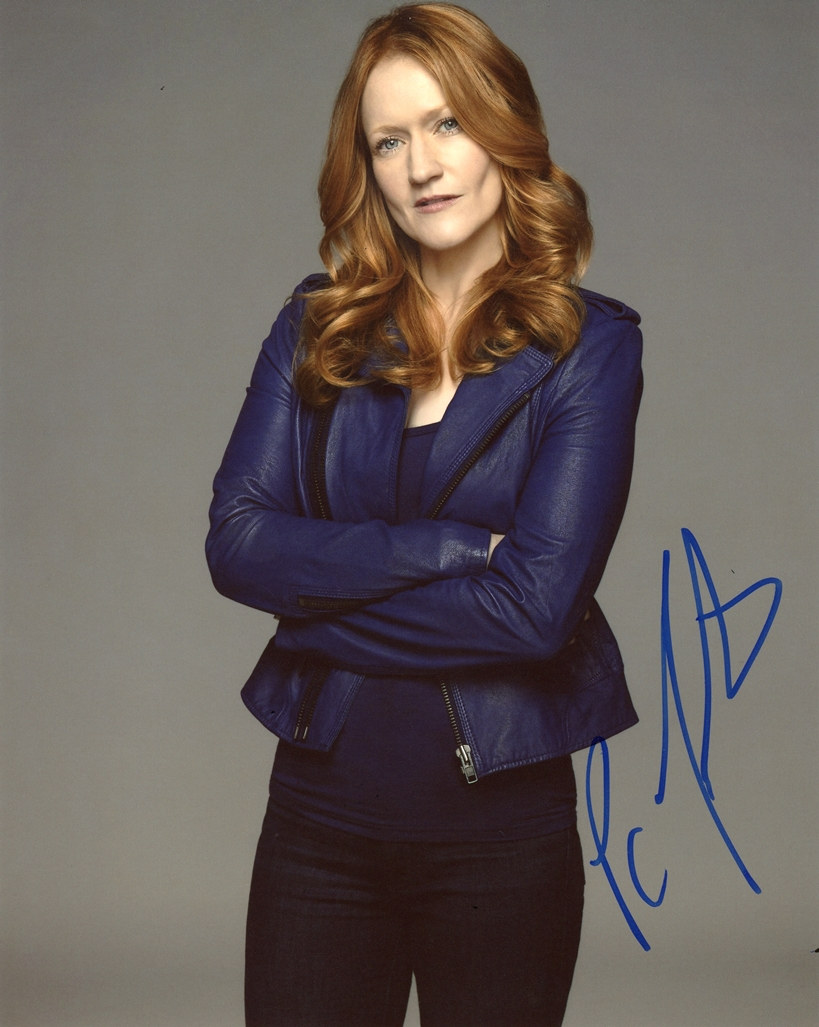 Paula Malcomson Signed Photo
