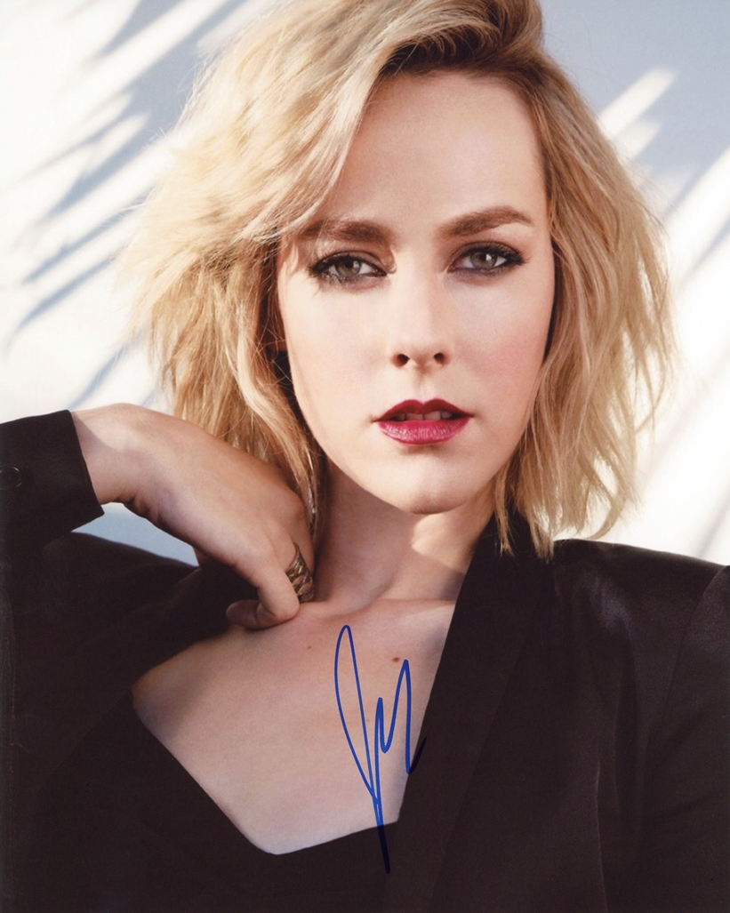 Jena Malone Signed Photo