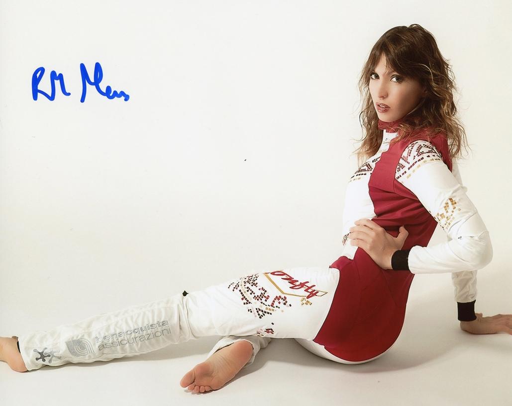 Roberta Mancino Signed Photo