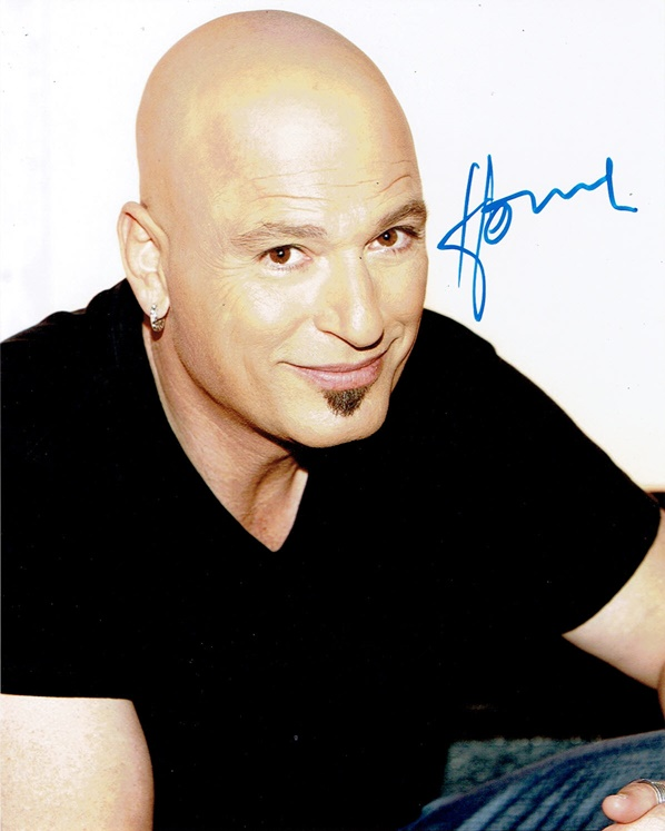 Howie Mandel Signed Photo