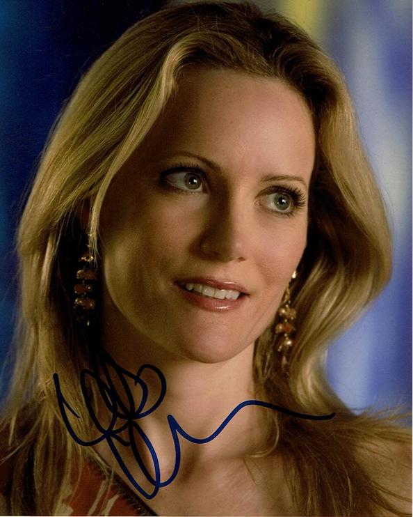 Leslie Mann Signed Photo