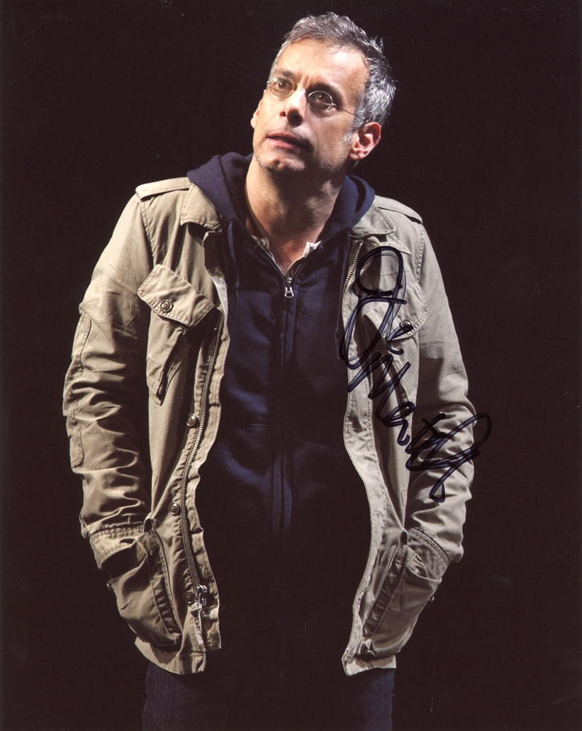 Joe Mantello Signed Photo