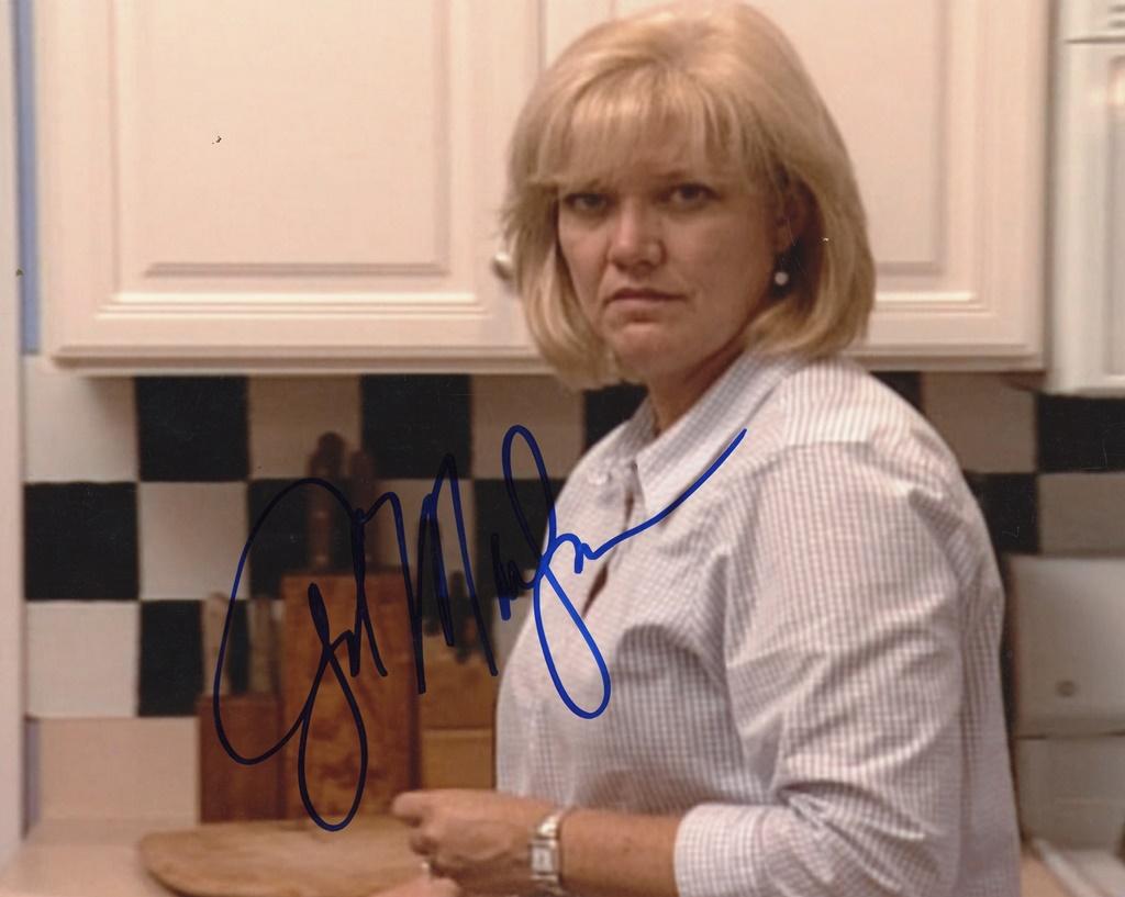 April Margera Signed Photo