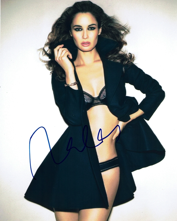 Berenice Marlohe Signed Photo