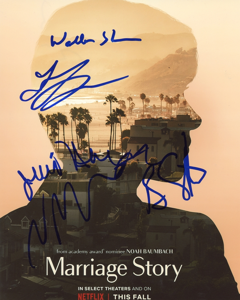 Marriage Story Signed Photo
