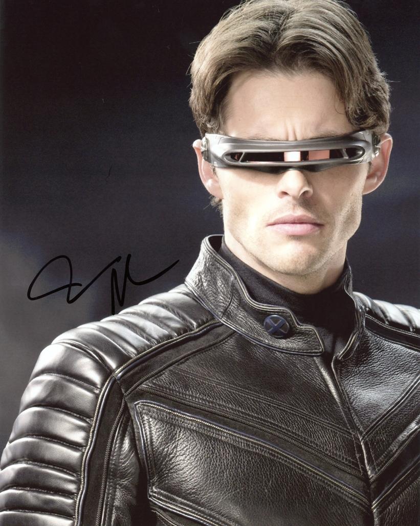 James Marsden Signed Photo