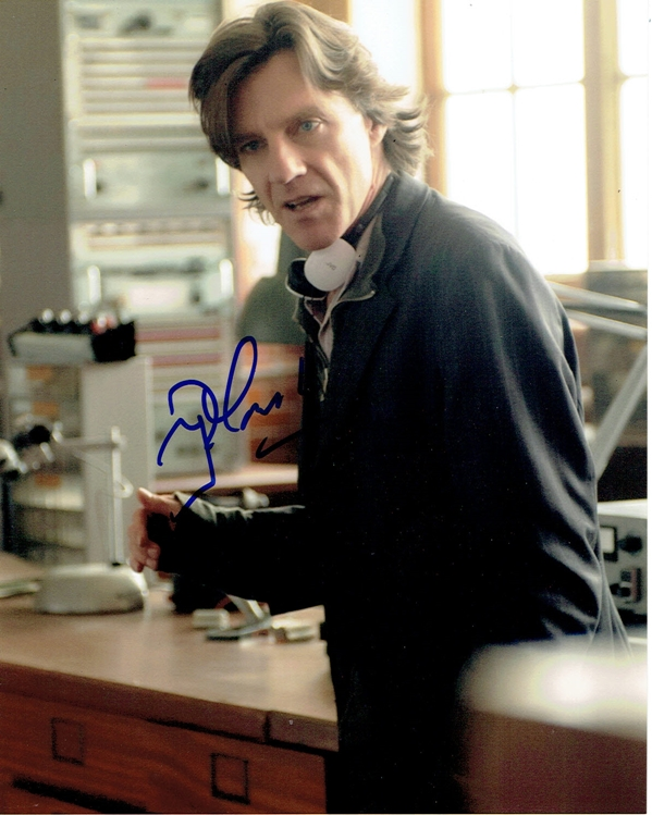 James Marsh Signed Photo