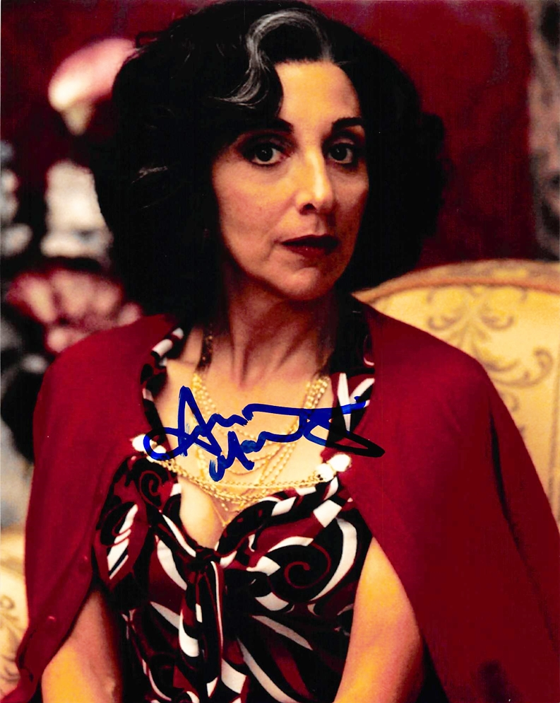 Andrea Martin Signed Photo