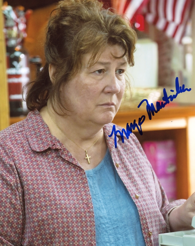 Margo Martindale Signed Photo