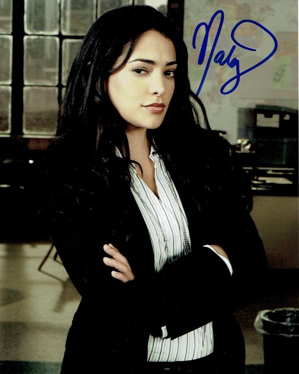 Natalie Martinez Signed Photo