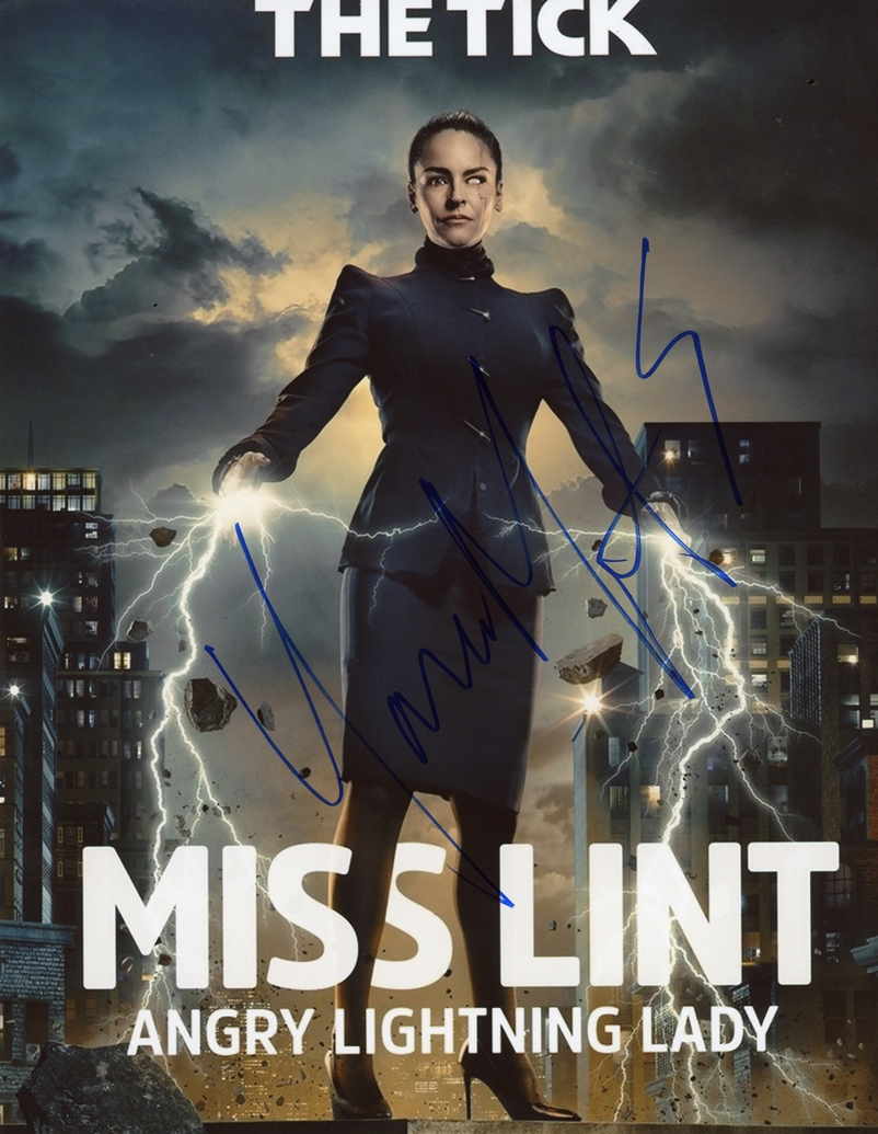Yara Martinez Signed Photo