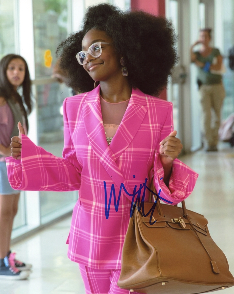 Marsai Martin Signed Photo