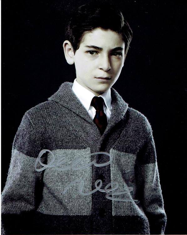 David Mazouz Signed Photo
