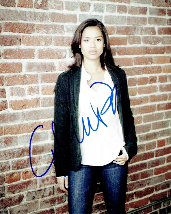 Gugu Mbatha-Raw Signed Photo