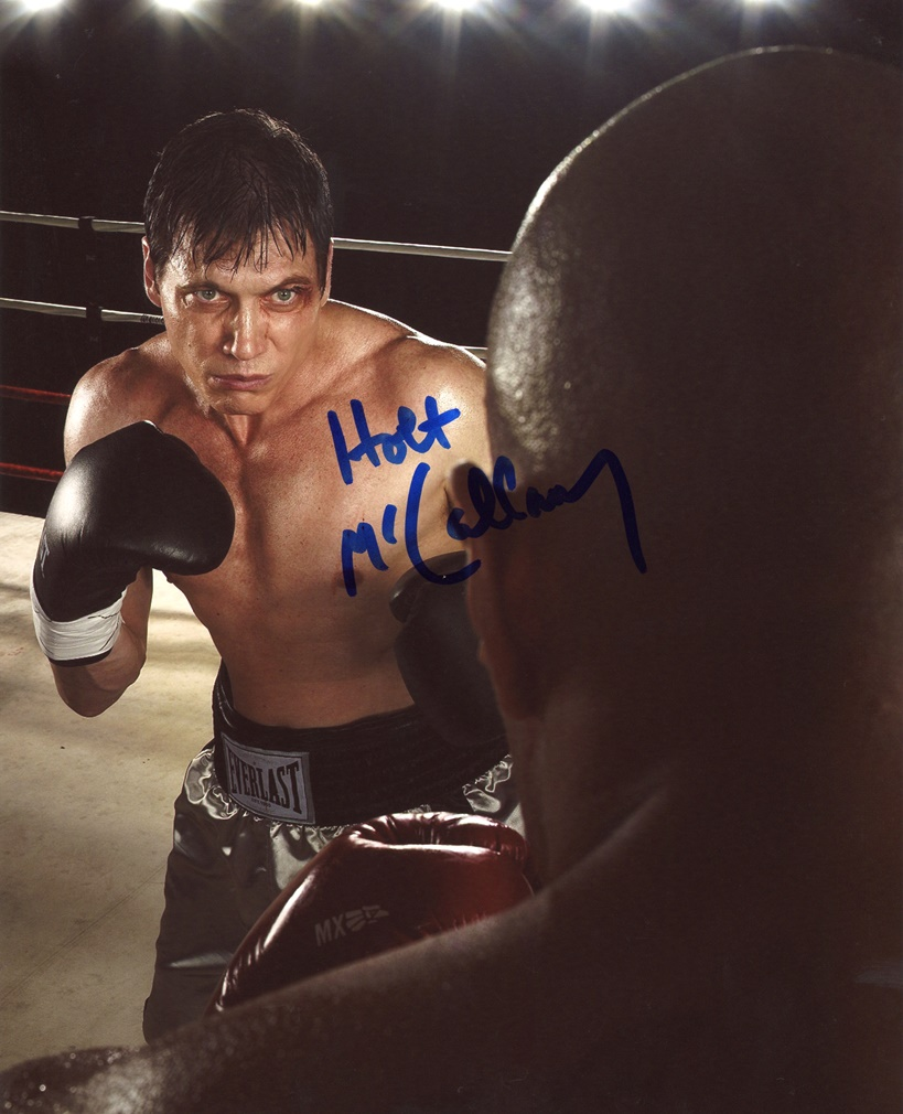 Holt McCallany Signed Photo