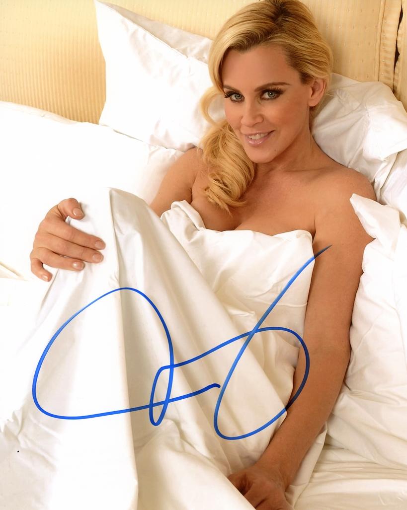 Jenny McCarthy Signed Photo