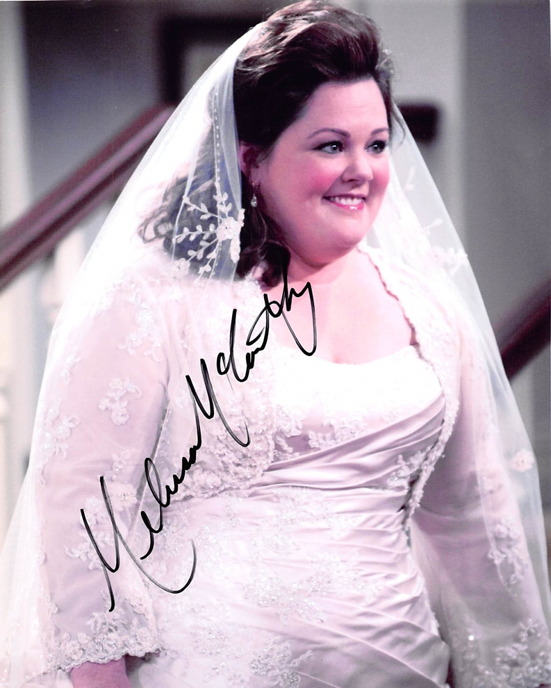 Melissa McCarthy Signed Photo