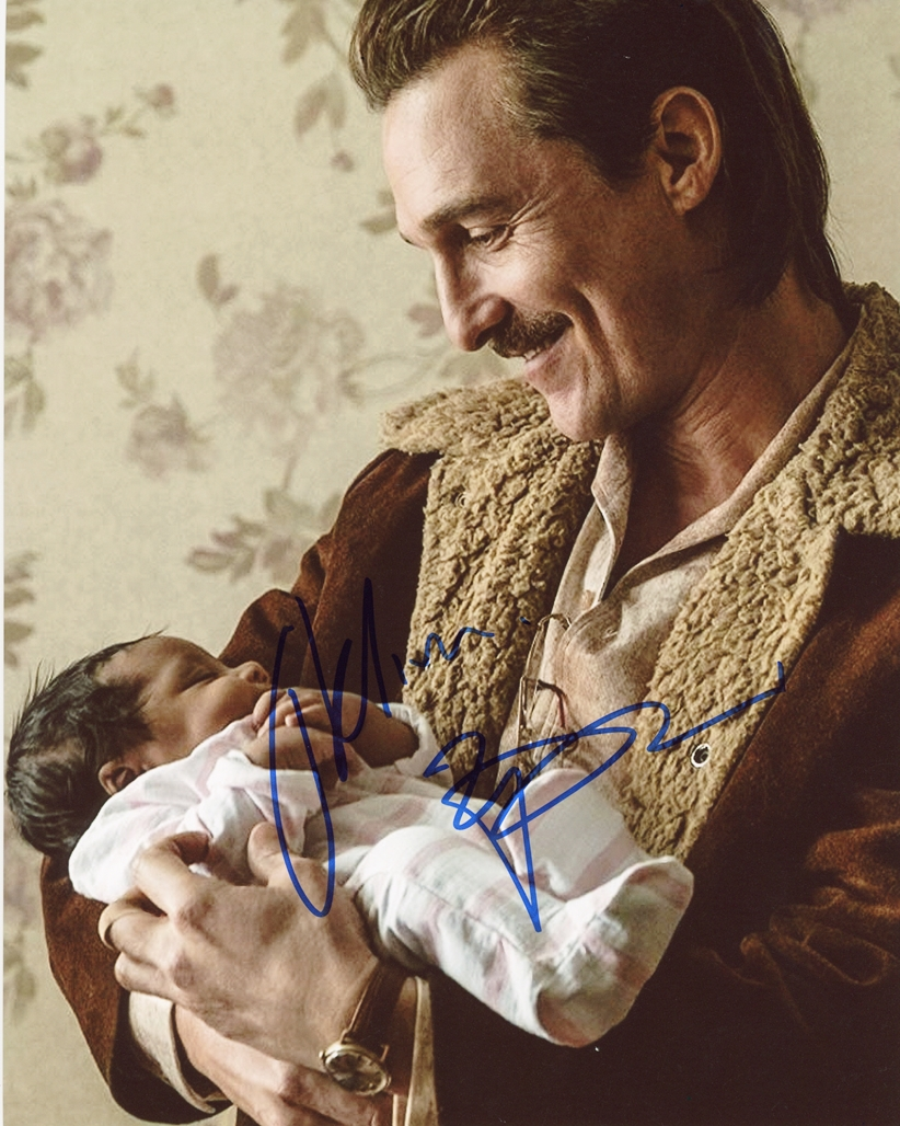 Matthew McConaughey Signed Photo