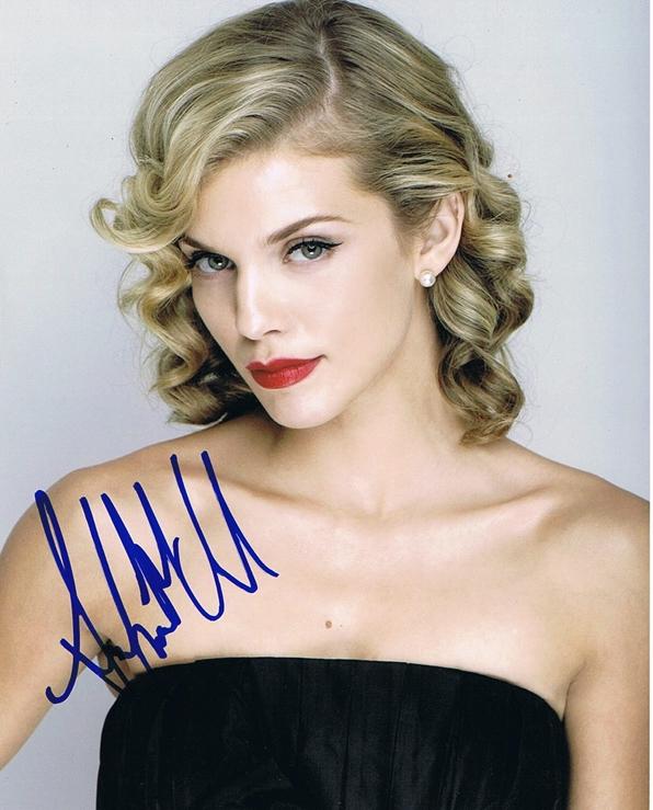 AnnaLynne McCord Signed Photo