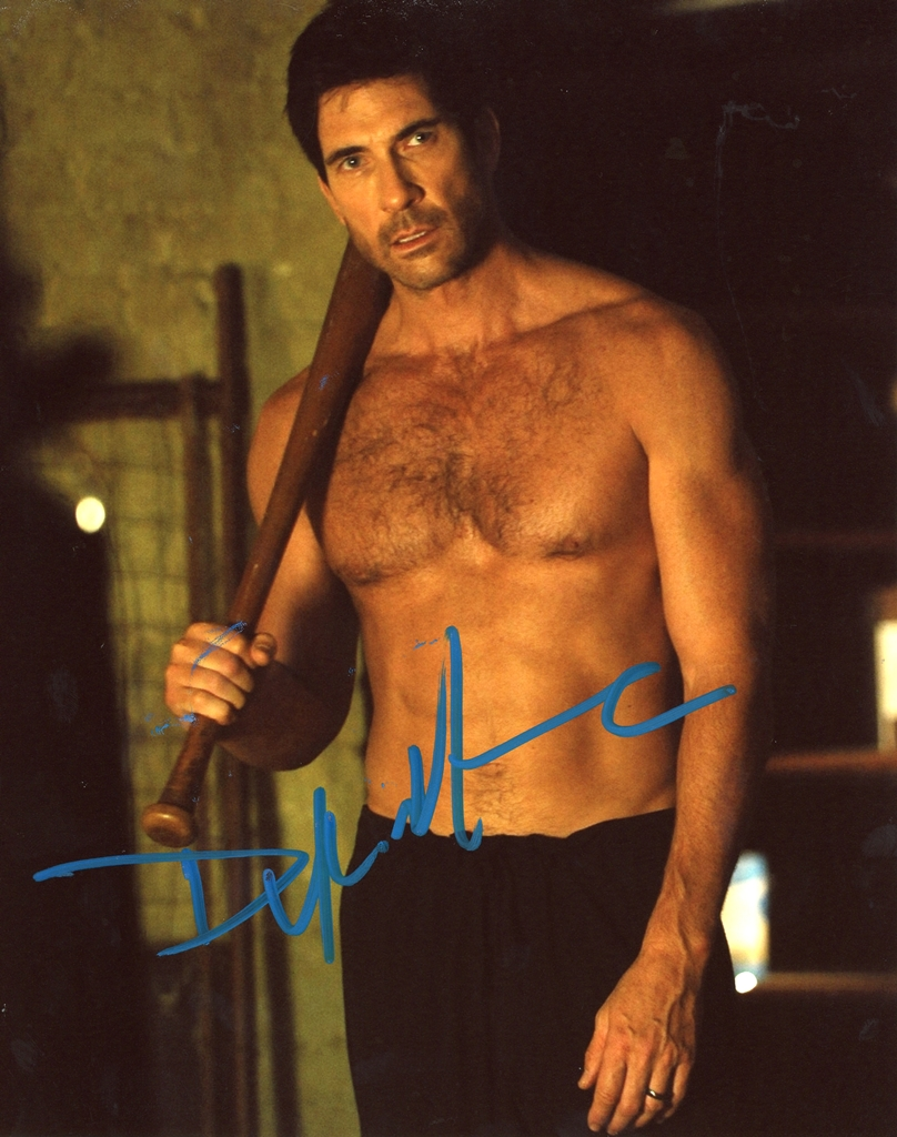 Dylan McDermott Signed Photo