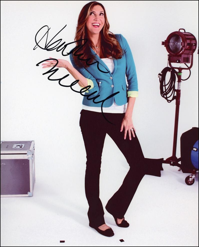 Heather McDonald Signed Photo