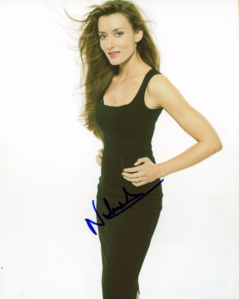 Natascha McElhone Signed Photo