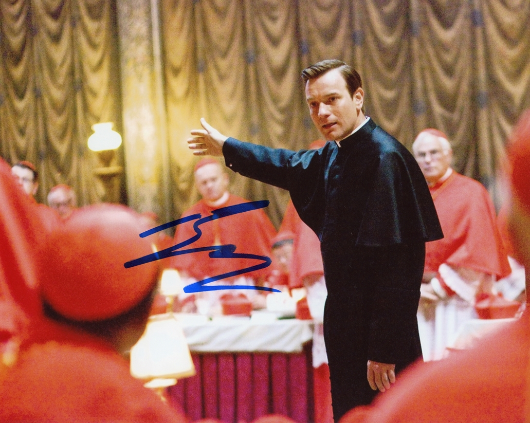 Ewan McGregor Signed Photo