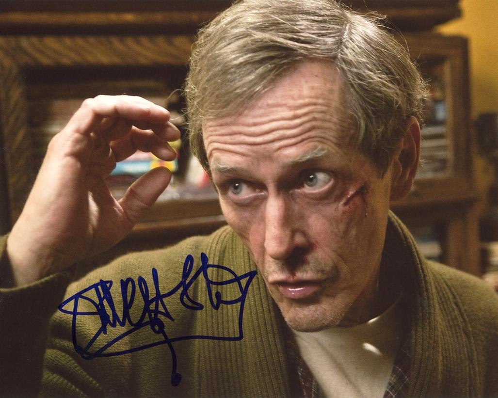 Stephen McHattie Signed Photo