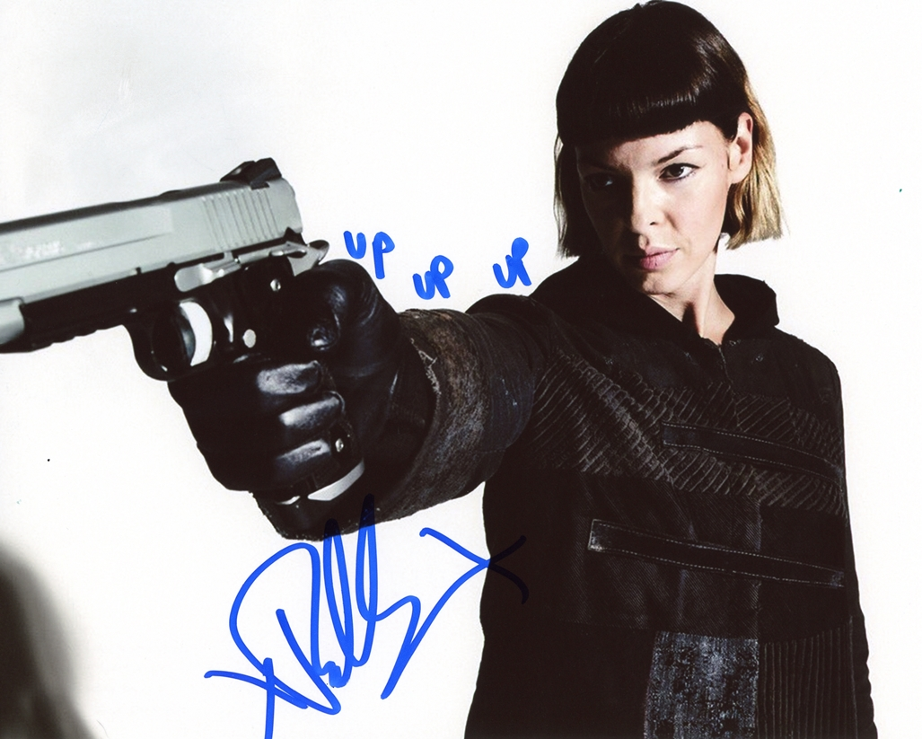 Pollyanna McIntosh Signed Photo