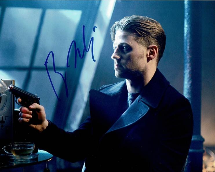 Ben McKenzie Signed Photo