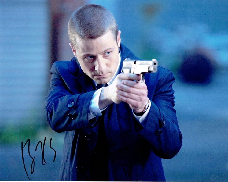 Ben McKenzie Signed Photo