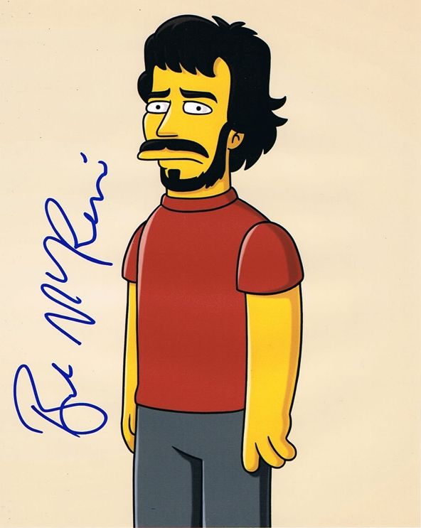 Bret McKenzie Signed Photo