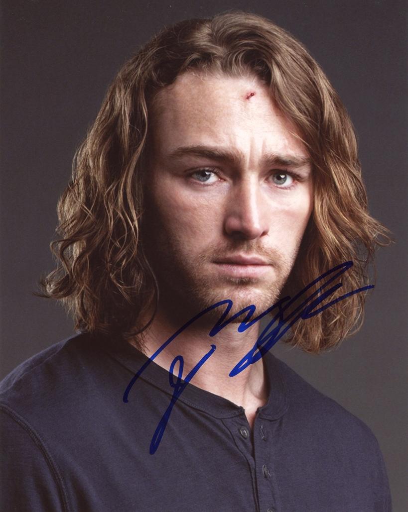 Jake McLaughlin Signed Photo
