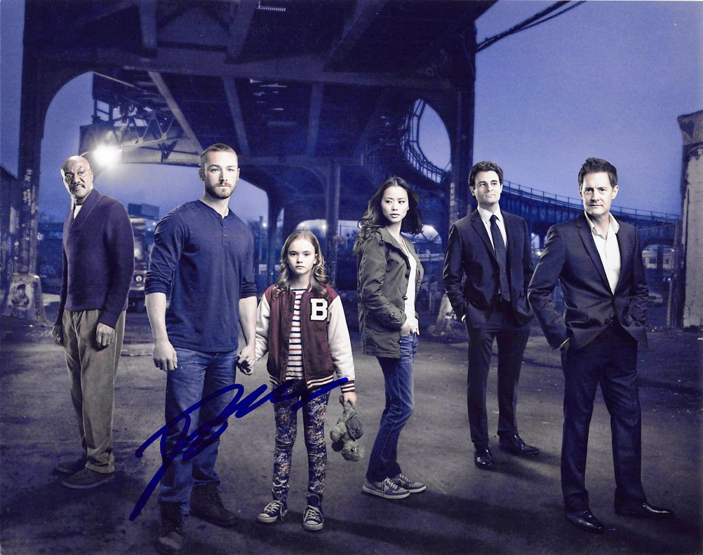 Jake McLaughlin Signed Photo